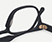 Monroe II in Matte Black  Eyeglasses