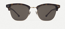 Jackson in Dark Tortoise  Sunglasses